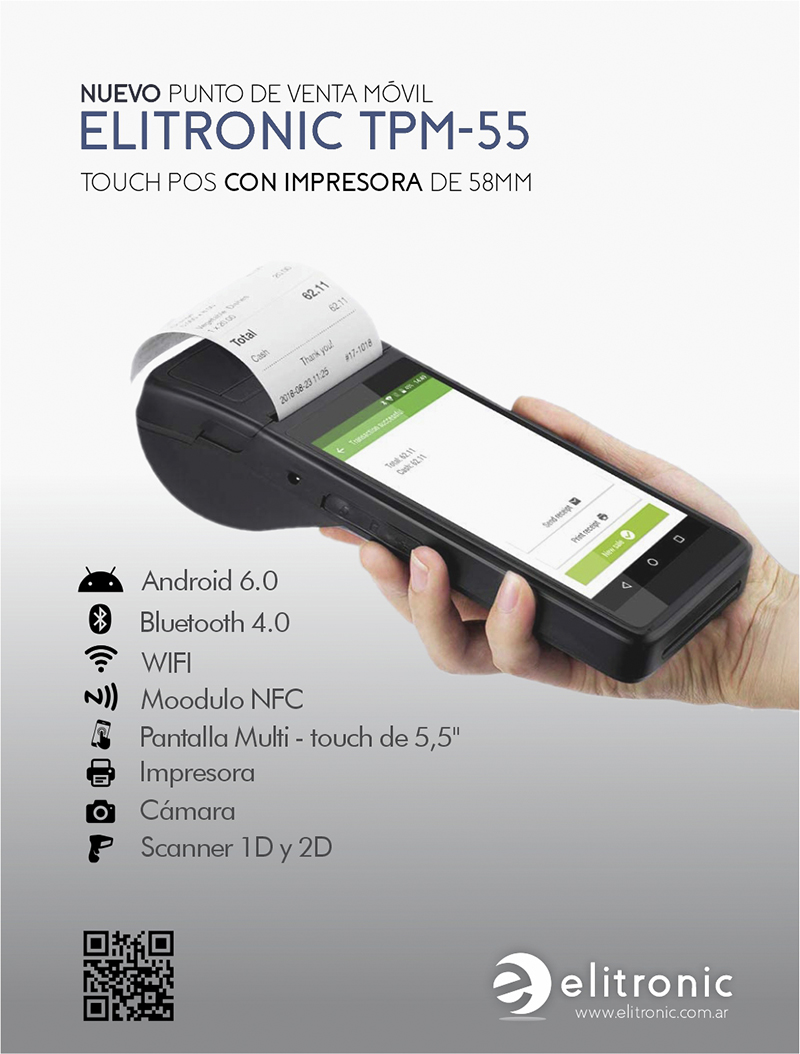 ELITRONIC TMP-55